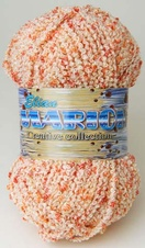 Knitting yarn Marion 1 - red