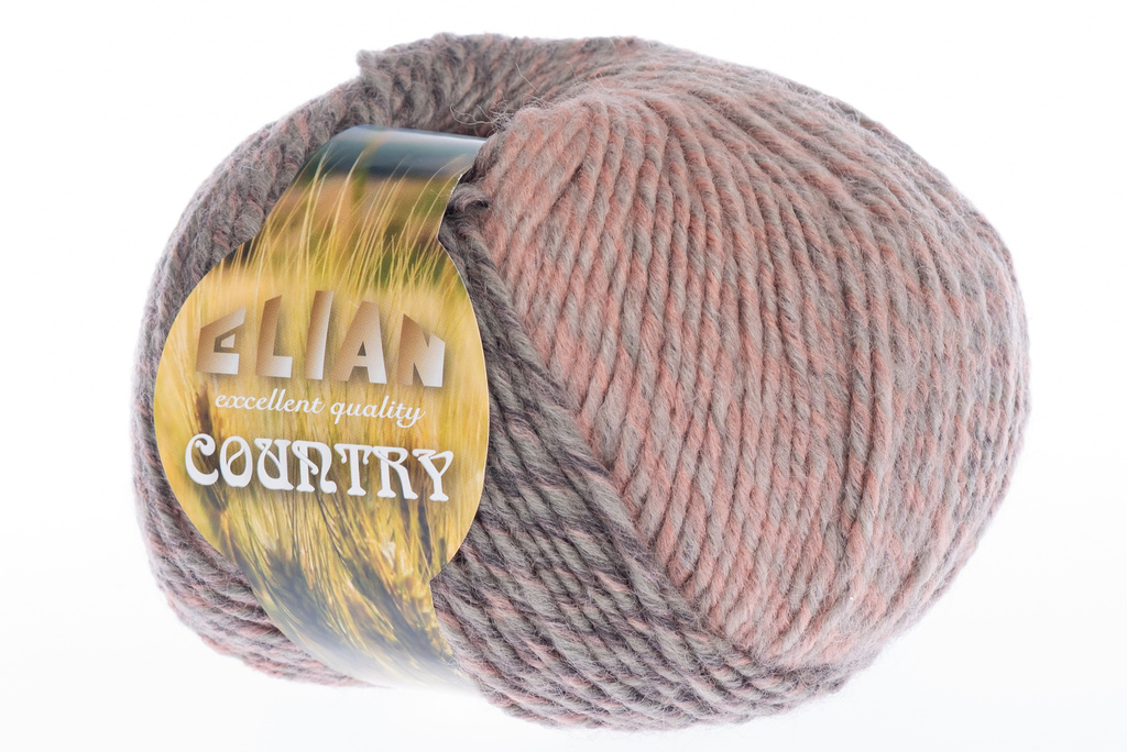 Strickgarn Country 20540 - rosa - strickgarn Country 20540