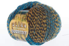 Strickgarn Country 20546 - blau