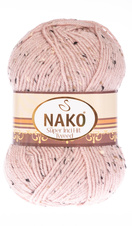 Strickgarn Super Inci Hit Tweed 10569 - rosa