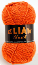 Strickgarn Klasik 5206 - orange