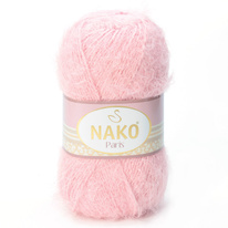 Strickgarn Nako Paris 05408 rosa