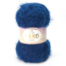 Strickgarn Nako Paris 03266 blau