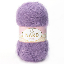 Strickgarn Nako Paris 06684 lila