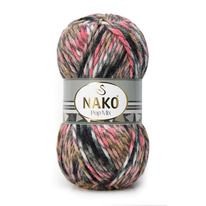 Strickgarn Nako Pop Mix 86752- rose
