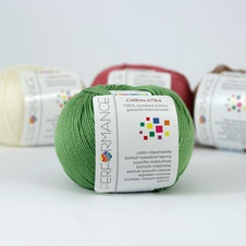 Cotton Xtra 161  - grün 50g 150m