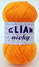 Strickgarn Nicky  1014 - orange