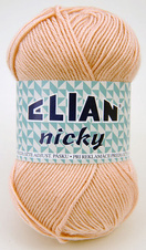 Strickgarn Nicky  1479 - orange