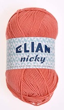 Strickgarn Nicky 4275 - rosa
