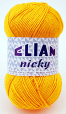 Strickgarn Nicky 10333 - gelb