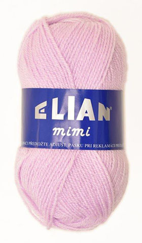 Knitting yarn Mimi 5090 - purple - Yarn Mimi 5090