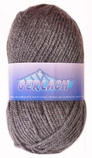 Knitting yarn Gerlach 193 - grey