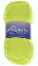 Knitting yarn Gerlach 910 - yellow