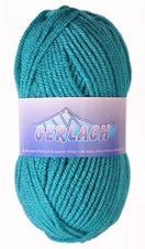 Knitting yarn Gerlach 934 - green