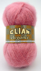 Knitting yarn Elegance 275 - pink