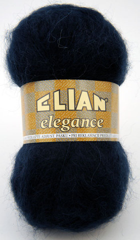 Knitting yarn Elegance 5220 - blue - Yarn Elegance  5220
