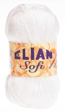 Knitting yarn Sofi 208 - white
