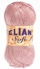 Knitting yarn Sofi 006 - pink