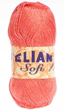 Knitting yarn Sofi 991 - red