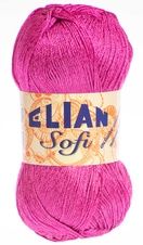 Knitting yarn Sofi 4514 - pink