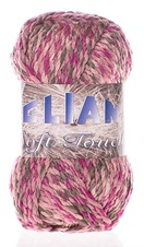 Knitting yarn Soft Touch 572 - pink