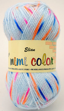 Knitting yarn Mimi Color 290 - blue