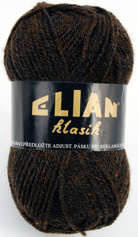 Klasik 1444 - brown - Yarn Klasik 1444
