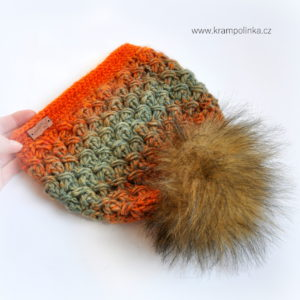 Instructions for Elian Country Crochet Hat